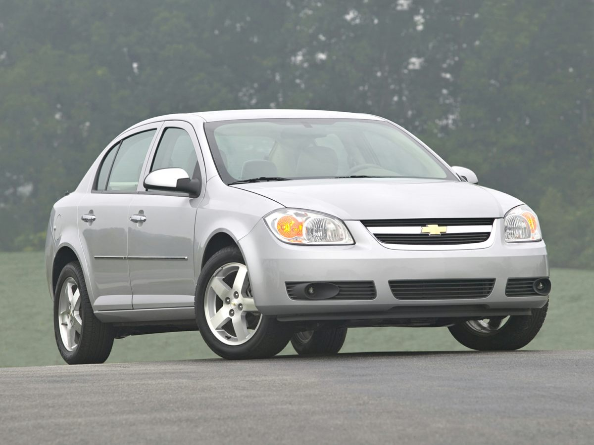 Pre-Owned 2009 Chevrolet Cobalt LS