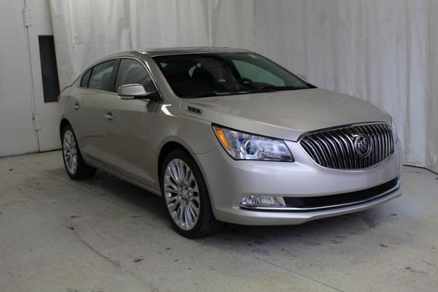 Certified Pre-Owned 2016 Buick LaCrosse Premium I Group