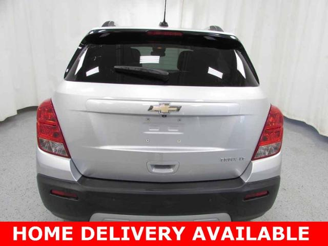 Pre-Owned 2016 Chevrolet Trax LT