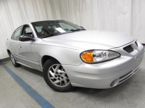 Pre-Owned 2004 Pontiac Grand Am SE