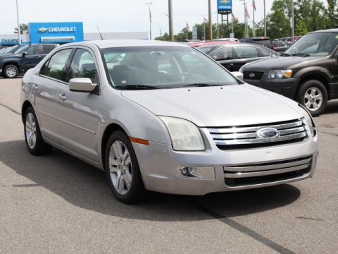 Pre-Owned 2008 Ford Fusion SEL
